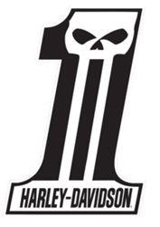 FREE Dark Custom Harley Davidson Sticker on http://hunt4freebies.com