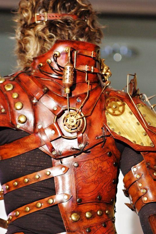 Steam punk armor steam punk pinterest - Ropa interior medieval ...