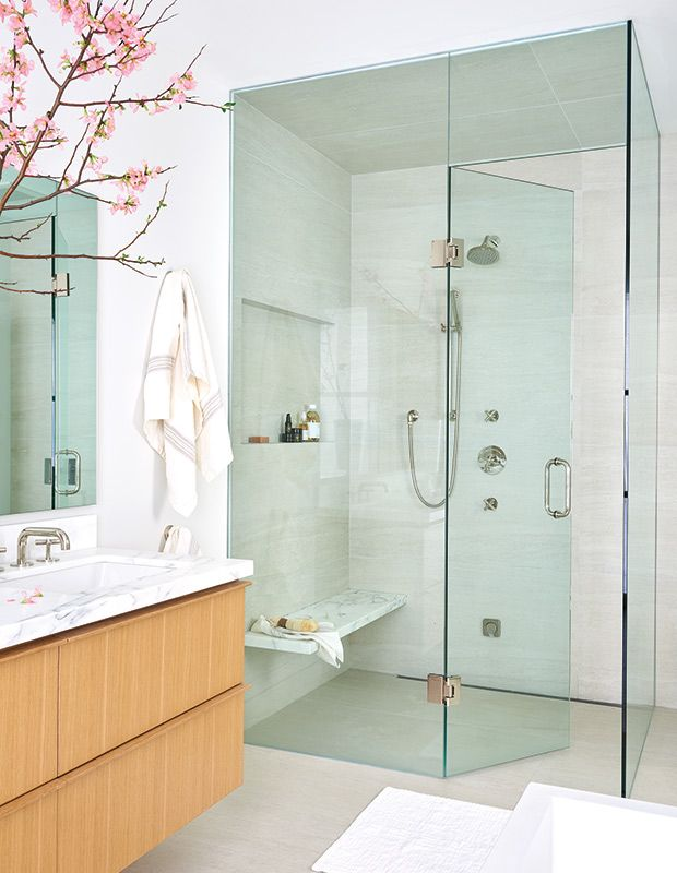 Photos Of  Spa Like Bathrooms That Invite Relaxation