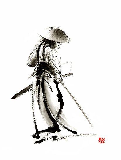 """Las """"siete virtudes"""" del bushido: 義 Gi - justicia (decisiones correctas) Sé honrado en tus tratos con todo el mundo. Cree en la justicia, pero no en la que emana de los demás, sino en la tuya propia. Para un auténtico samurái no existen las tonalidades de gris en lo que se refiere a honradez y justicia. Sólo existe lo correcto y lo incorrecto. 勇 Yu- Coraje Álzate sobre las masas de gente que temen actuar. Ocultarse como una tortuga en su caparazón no es vivir. Un samurái debe tener valor..."""