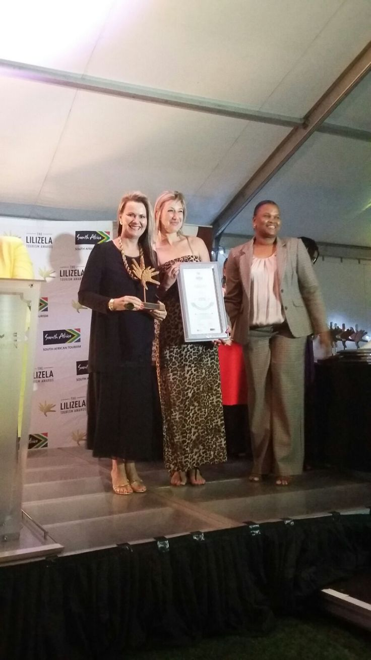 2015 Lilizela Awards - the Bests of the Best -  small lodges in South Africa. Thaba Tshwene Game Lodge