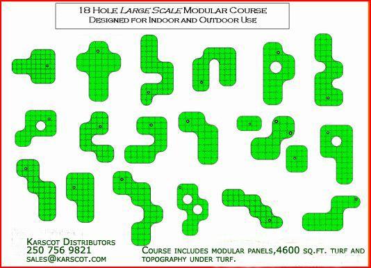 Image 18 Hole Layout Sample