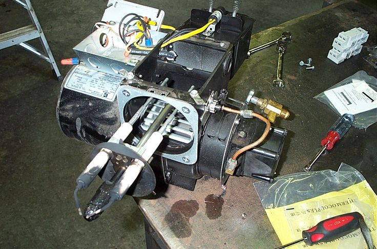 40 best waste oil furnace burners images on pinterest for Burning used motor oil for heat