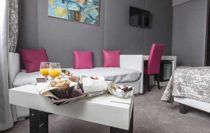 Nuovo #Nettopartners a #Roma Smart Hotel 64 camere comode e spaziose in centro zona Termini