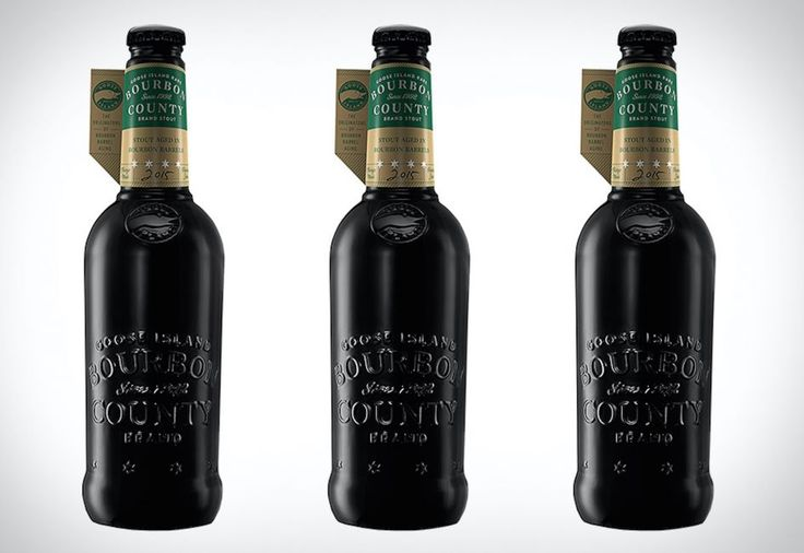 Goose Island Rare Bourbon County Stout is now the holy grail of beers