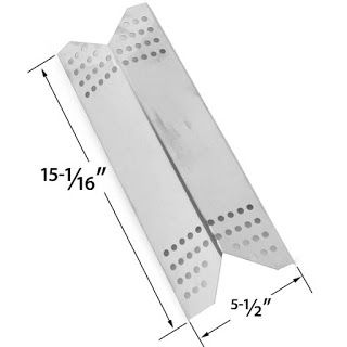 Grillpartszone- Grill Parts Store Canada - Get BBQ Parts,Grill Parts Canada: Grill Master Stainless Steel Heat Plate | Replacem...