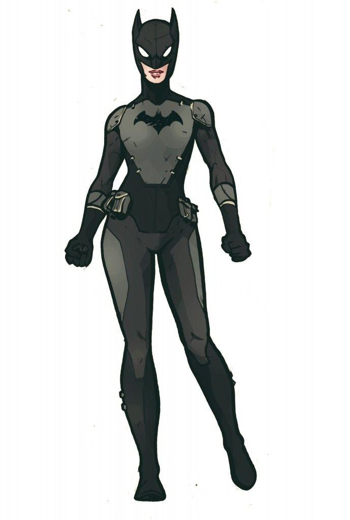 "Project : Rooftop | ""Batgirl Begins Again"" Runner-Ups"