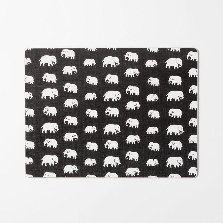 Underlägg Elefant