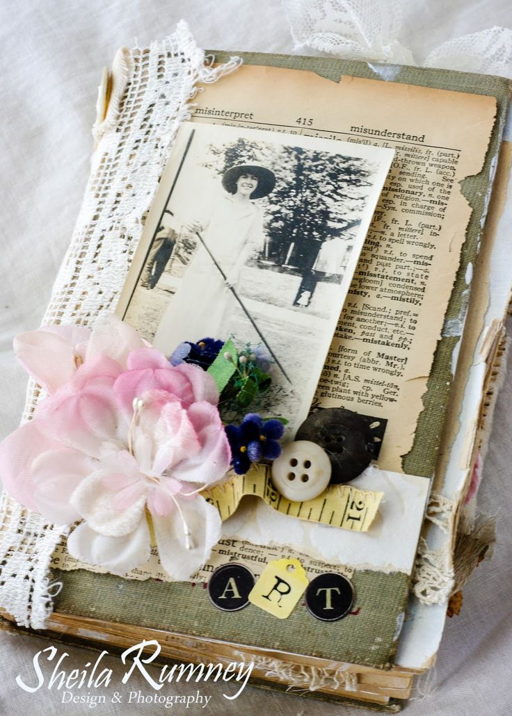 Art journal by SheilaRumney.com