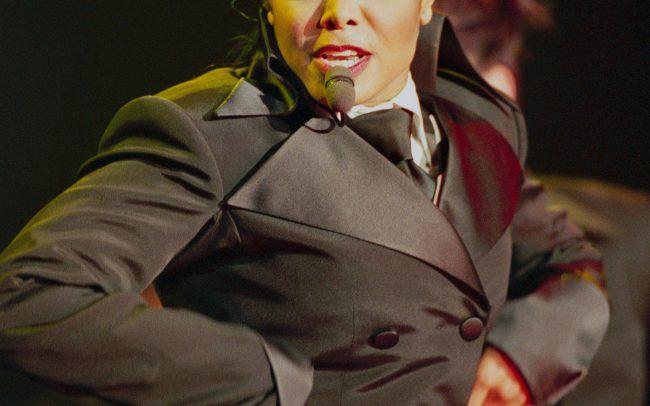 Janet Jackson live in London, UK (Night 3) Wembley Arena, 1998 000000Load More