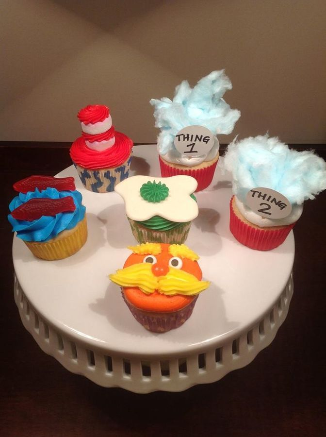 25 Best Ideas About Dr Seuss Cupcakes On Pinterest Dr