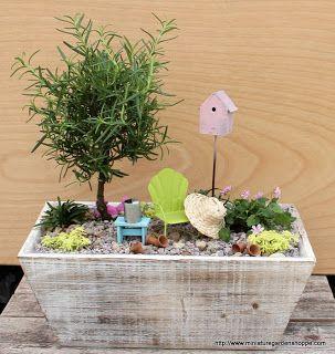 Cantinho craft da Nana: jardinagem