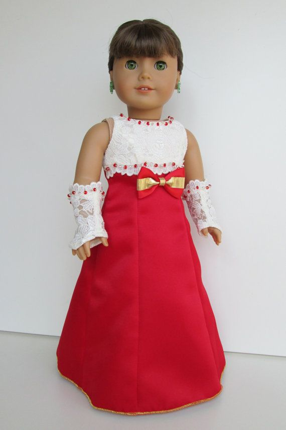 136 best 18 inch doll formal and fancy dresses images on Pinterest