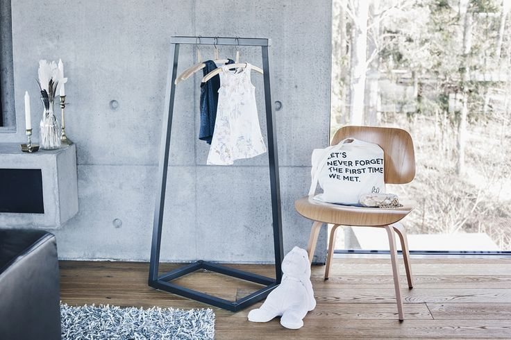 new Lume baby coat stand by BEdesign ♥