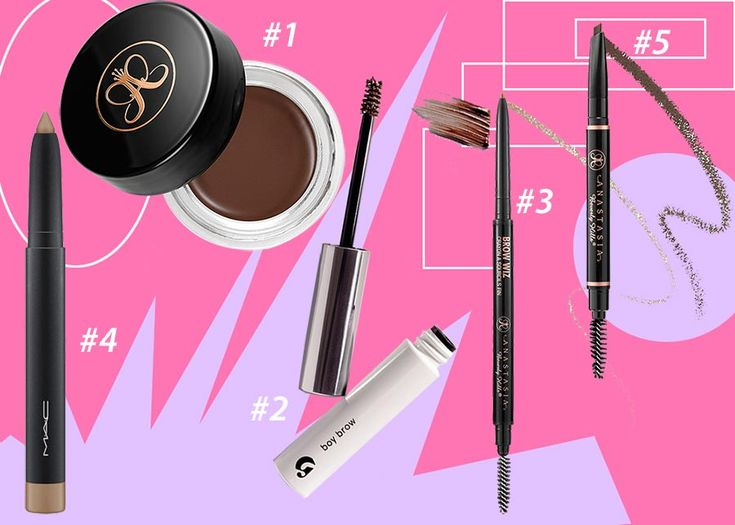 15 Best Eyebrow Fillers for the Perfect Brow Makeup | Fashionisers