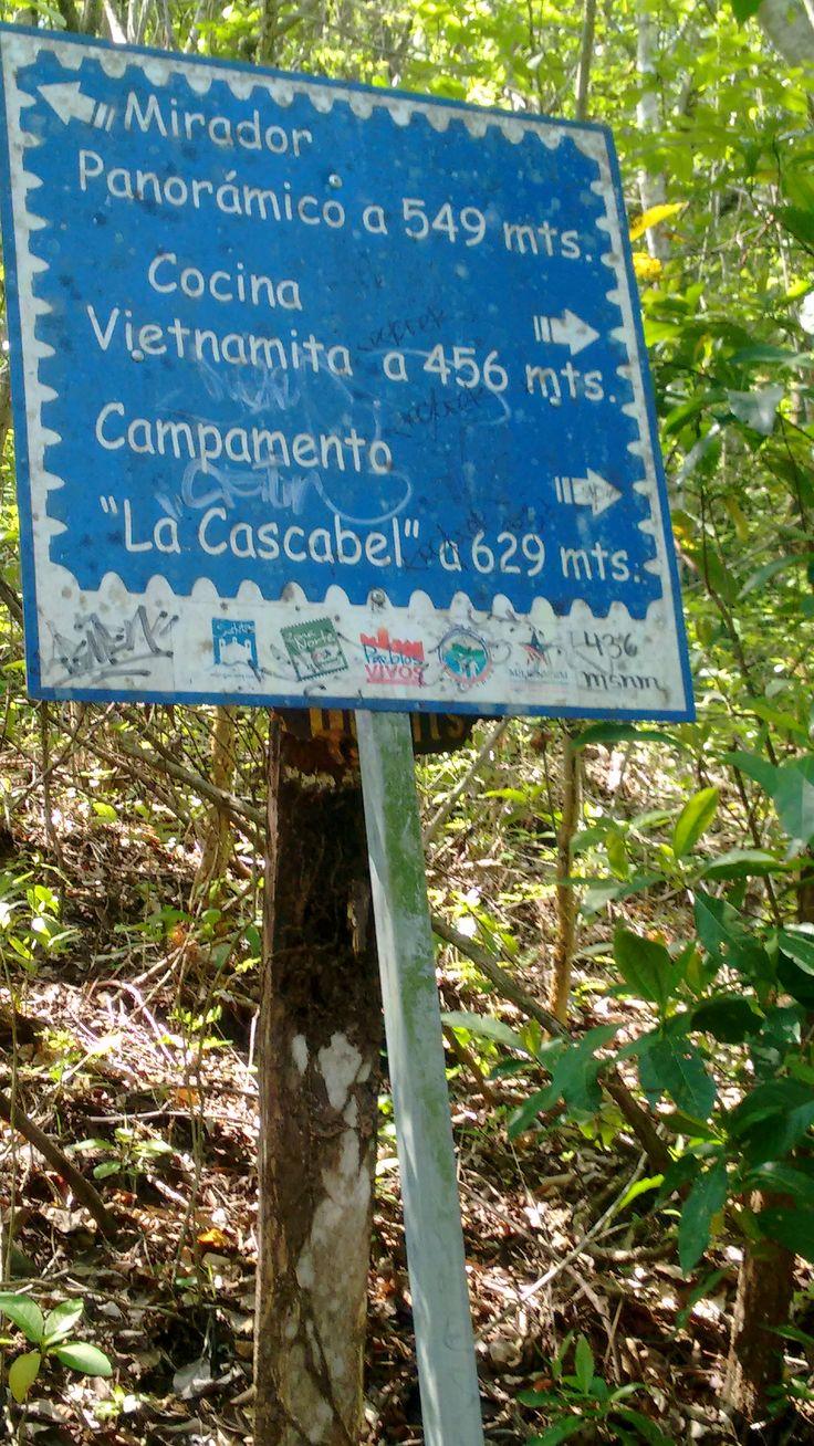 Parque Ecológico de Cinquera, El Salvador. Foto by Manuel H.