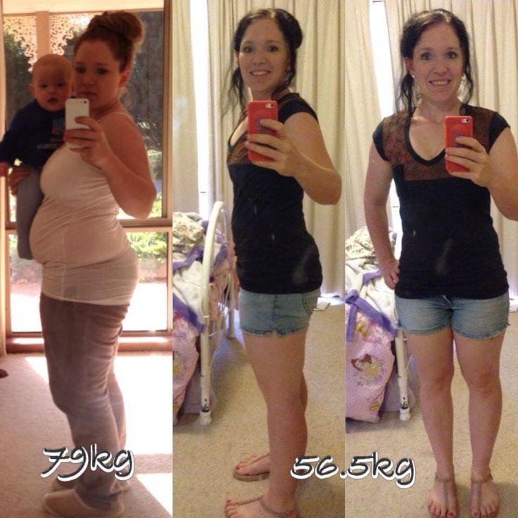 Kat's Amazing Weight Loss