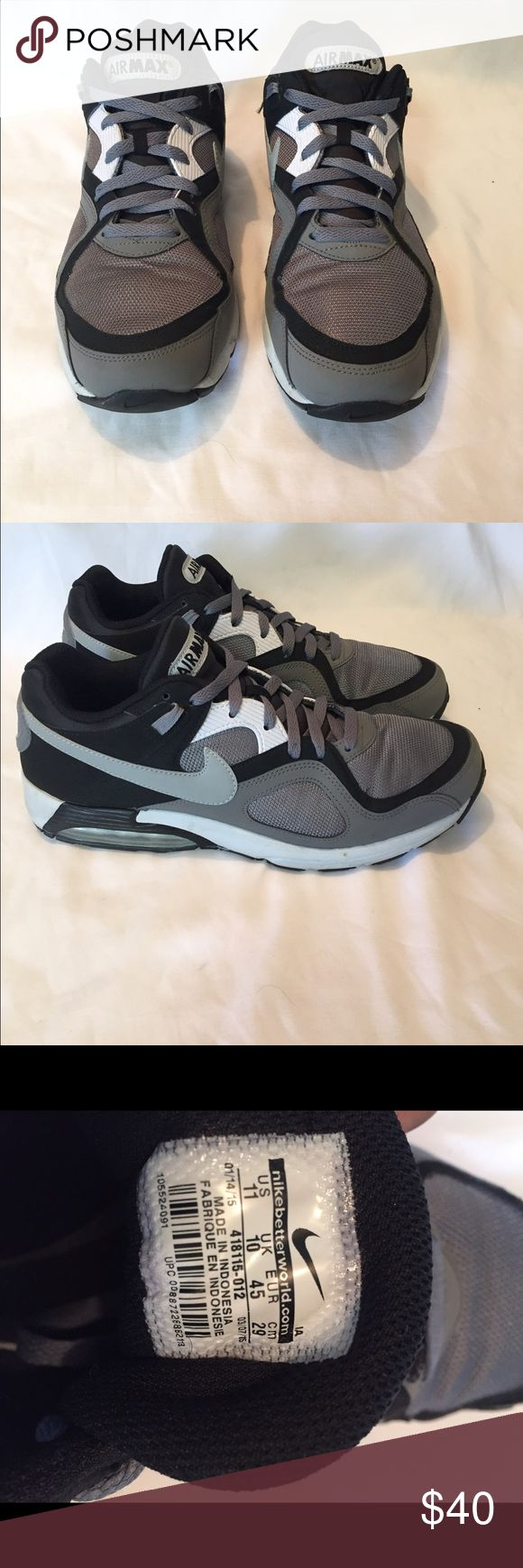 Air max sneakers Air max sneakers in great condition used a handful of times Nike Shoes Sneakers