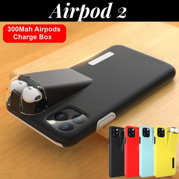 Airpod 21 charging case iphone custom iphone cases