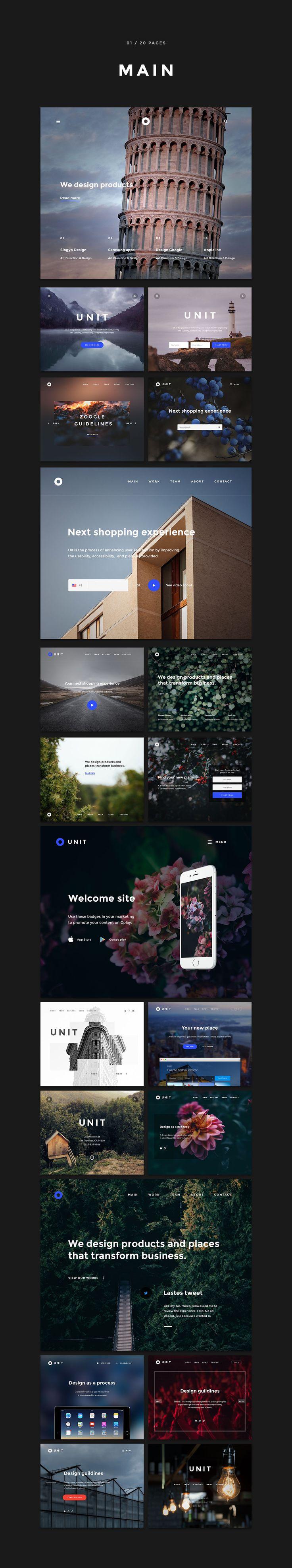 437 best www images on pinterest website layout design websites