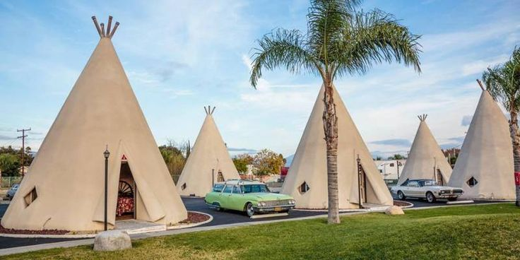9 reasons why we love Route 66's iconic Wigwam Motel #travel #roadtrips #roadtrippers California route 66 drive