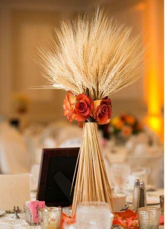 50 modi Low-cost per usare la spiga nel tuo matrimonio