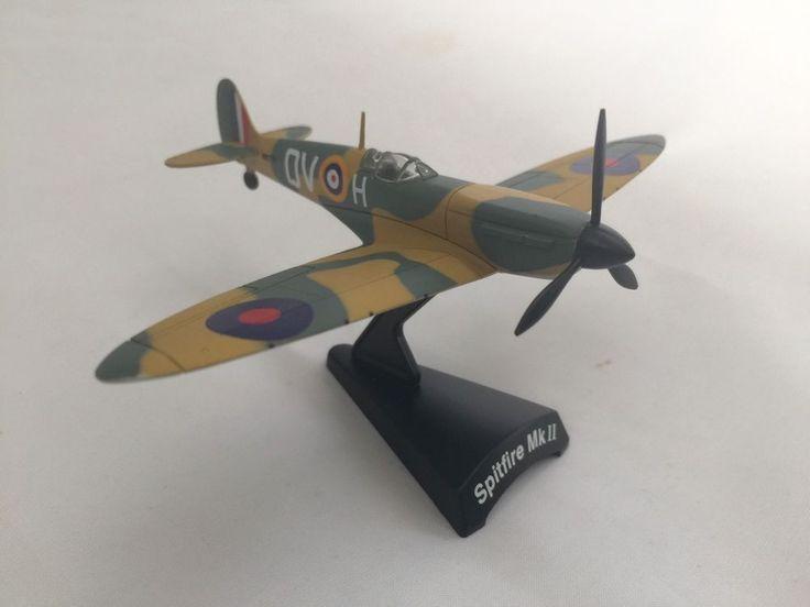 NEW World War 2 Supermarine Spitfire Mk. II Fighter ...