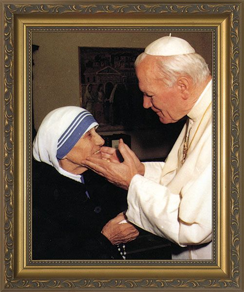 the life and work of pope john paul ii Pope john paul ii: an authorized biography  with the task of crafting their own  life: in a certain sense, they are to make of it a work of art, a masterpiece.