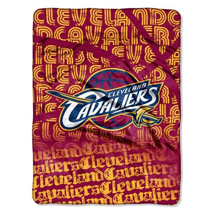 Cleveland Cavaliers NBA Redux Raschel Throw.  Visit SportsFansPlus.com for Details.
