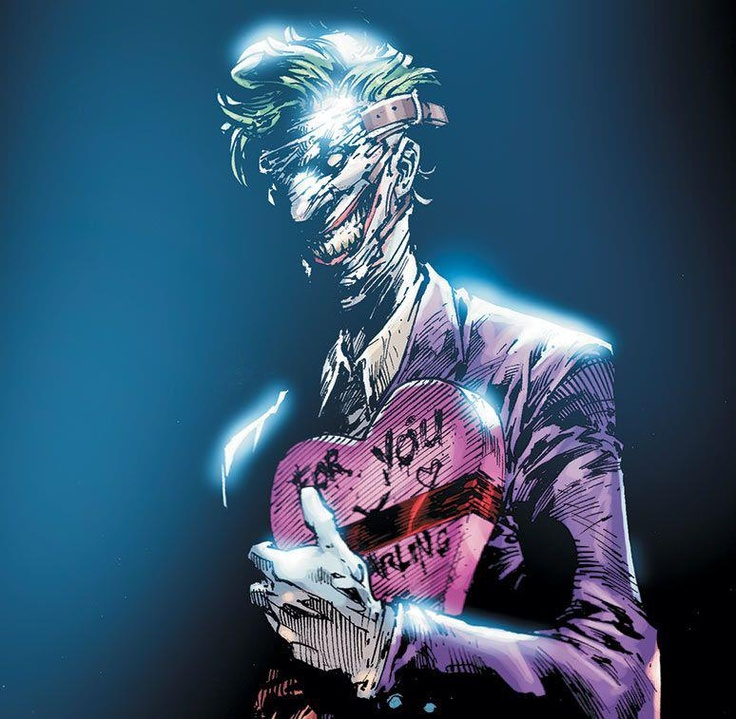 New 52 Harley Quinn And Joker Death of the Family Jo...