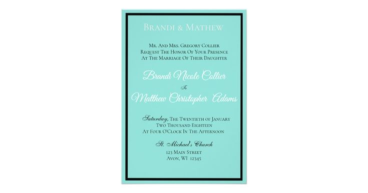 Share your official news with this lovely traditional wedding invitation. Personalize it as you choose, this invitation is designed to coordinate with your party theme. Invitation comes in an assortment of sizes and paper selection. Look for coordinating stamps, cards, envelopes and other fun party ideas all a part of the BRIDE & CO. Wedding Suite collection.