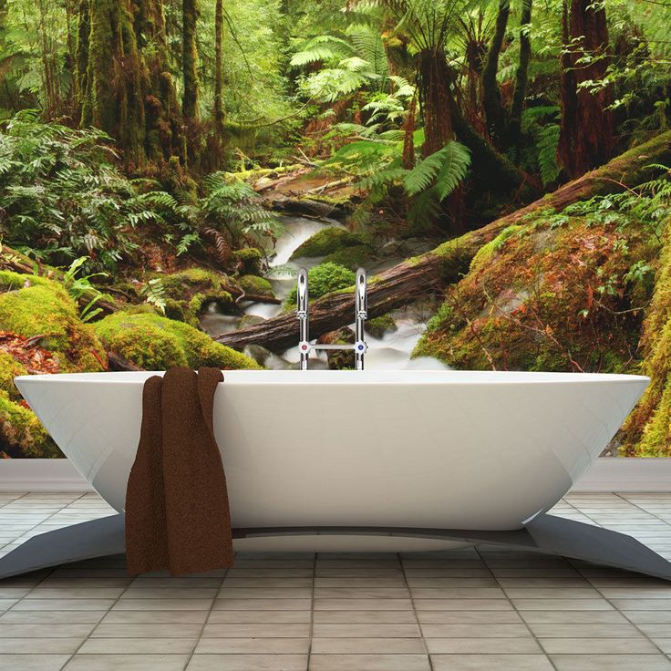 Die besten 25+ Fototapete wald Ideen auf Pinterest Wald - fototapete wald schlafzimmer