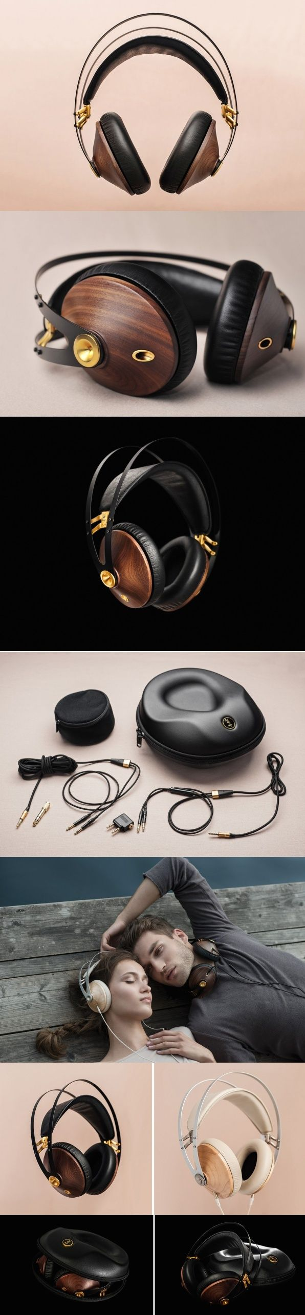 Designed with the express purpose of being so good and convenient, the 99 Classics headphones will stay with you forever, becoming the only headphones you'll ever need (and probably a piece of technology so valuably brilliant, it becomes a heirloom item).#Headphone #YankoDesign #Technology 3Audio
