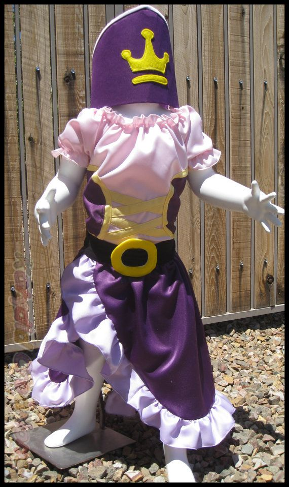 Pirate Princess Costume Inspired by Jake by KatydidCreationsLLC