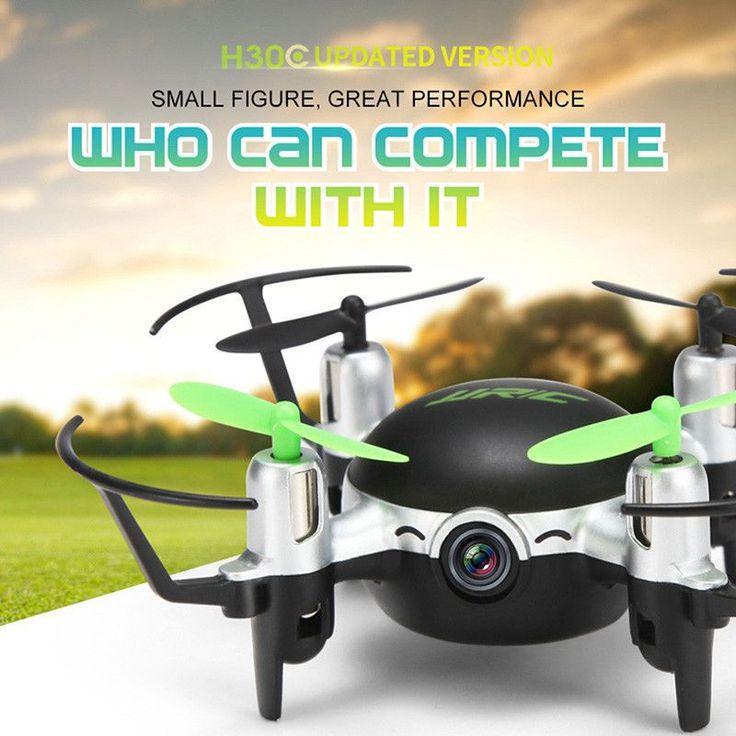 Mini RC Drone JJRC H30CH 2.4GHz 4CH 6 Axis Gyro RC Quadcopter Headless Mode Drone