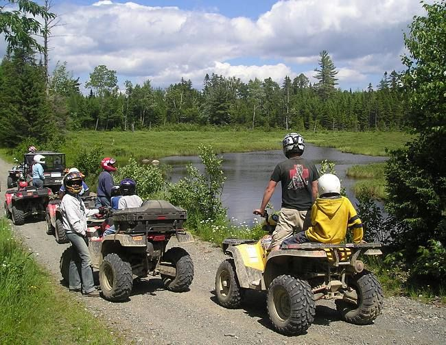 To protectaccess to ATV trails please respect landowners, carry in-carry out, and check with local ATV clubs for current trail conditions, current maps and trail closures. Full State of Maine ATV …