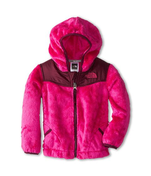 awesome The North Face Kids Oso Hoodie (Toddler) Azalea Pink/Parlour Purple