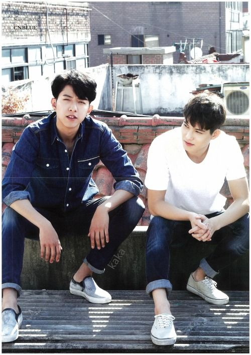 141210 [Scans] CNBLUE Season Greeting 2015
