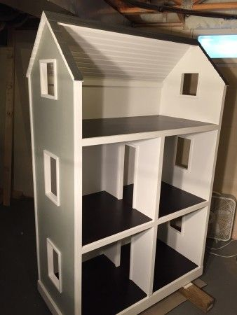 American Girl Dollhouse | Do It Yourself Home Projects from Ana White