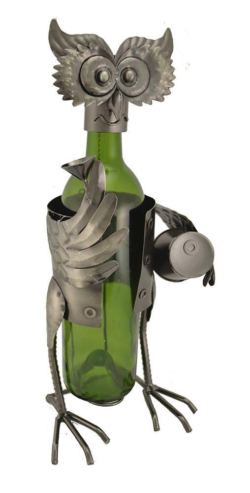 18 best Animal Wine Bottle Holder Accessories images on ...