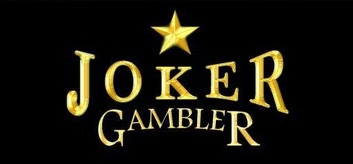 Joker gambler cerveza
