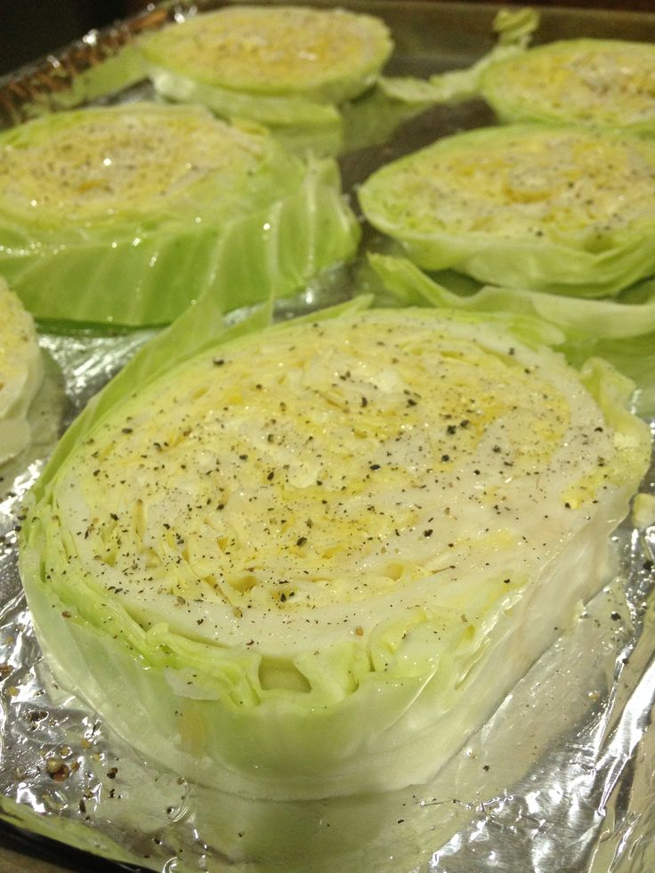 How to Make Green Cabbage Steaks