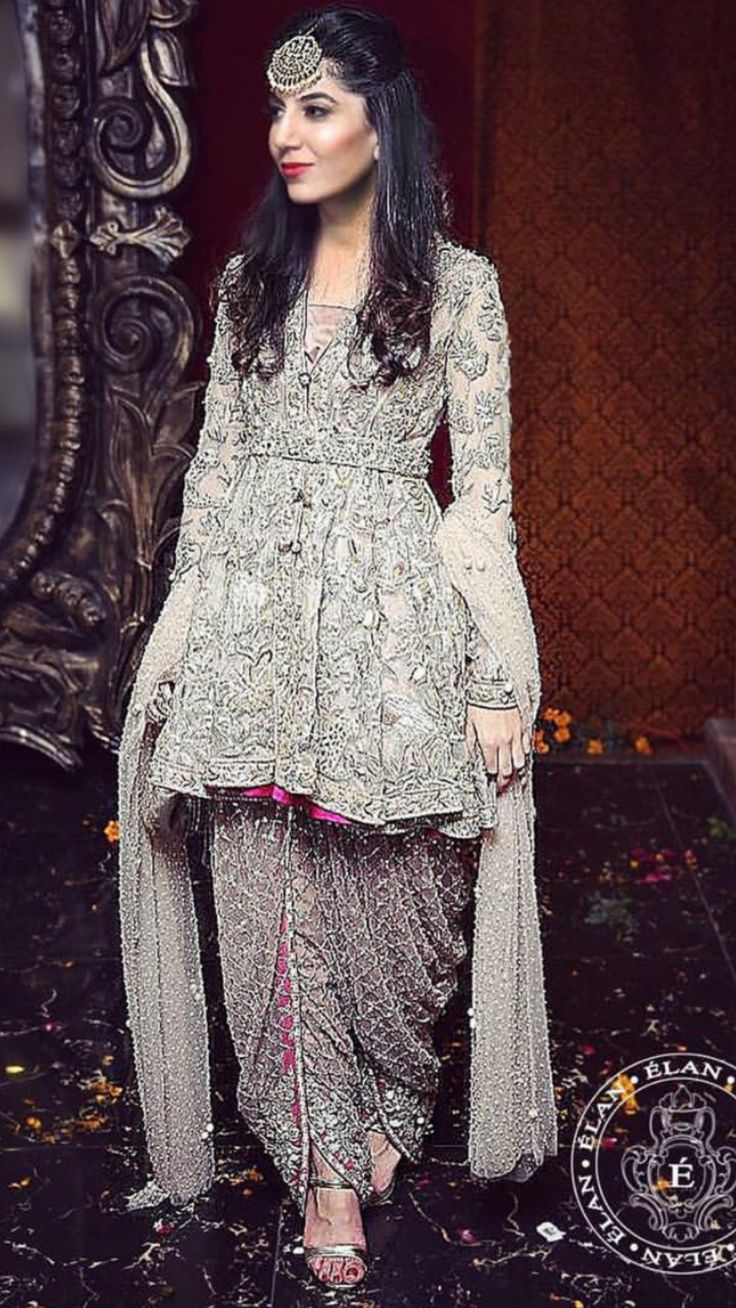 Elan Pakistani couture Patiala