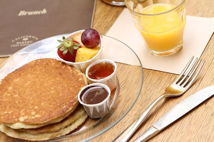 Pancakes by California Bakery