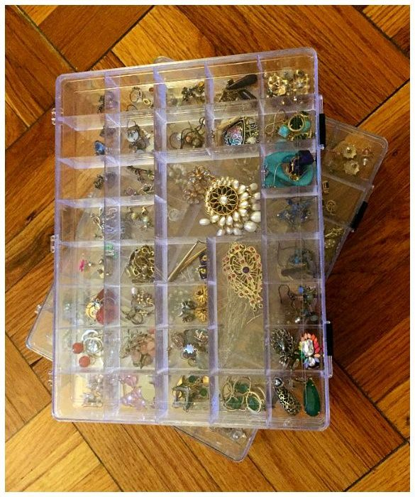 How to pack jewelry for a move bead storage plastic for How to pack jewelry for moving