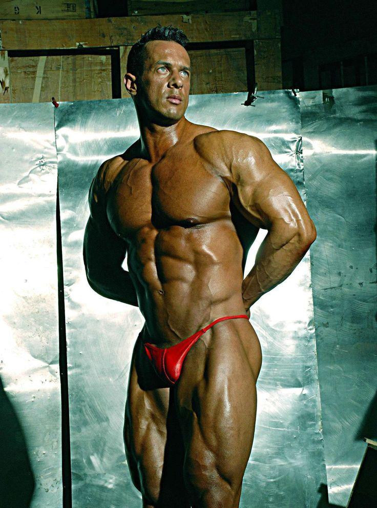 from Keenan brazilian gay bodybuilder cops