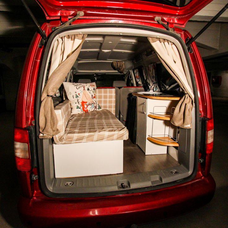 Sprinter Conversion Van >> VW Caddy Maxi Camper Van   Vw caddy maxi, Caddy maxi ...