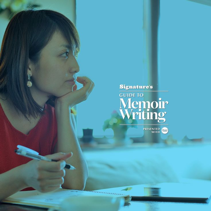 Download our Guide to Memoir Writing!