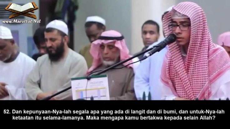 Surah An Nahl (51-63) - Abdul Malik , Surat An Nahl (51-63) - Abdul Malik ,Lihat video Lainnya hanya di : http://www.murottal.net Fans Page : https://www.fac...