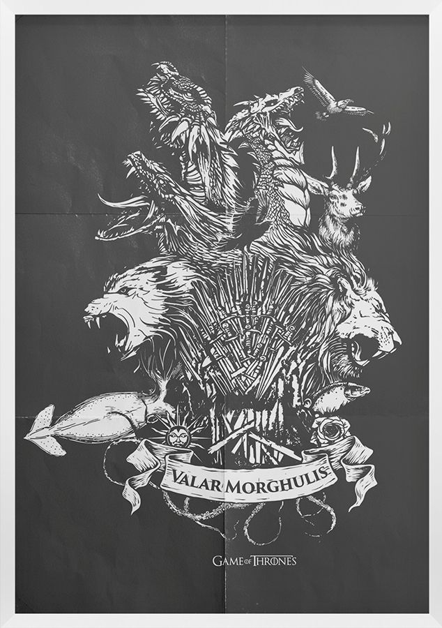 Game of Thrones Fan Art - Created by Jose Rome